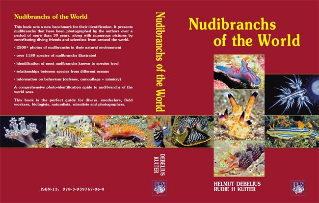 nudibranchs of the world